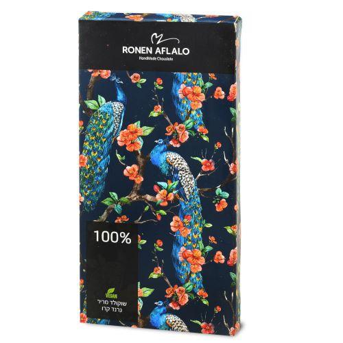שוקולד מריר 100% גרנד קרו