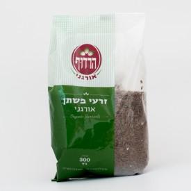 זרעי פשתן (אורגני)