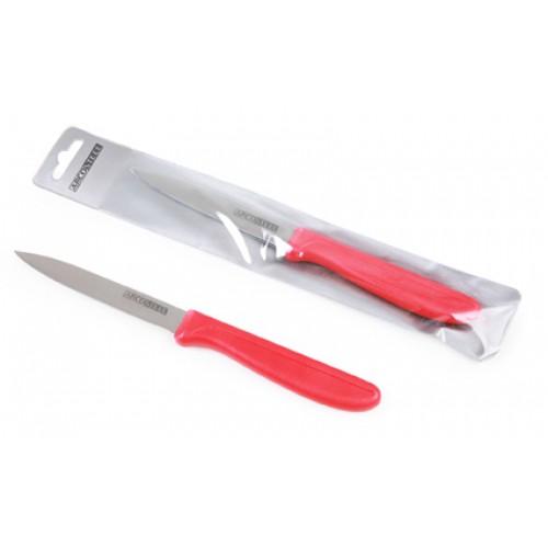 """פרו שארפ - סכין חלקה 10 ס""""מ ידית אדומה   CDU"""