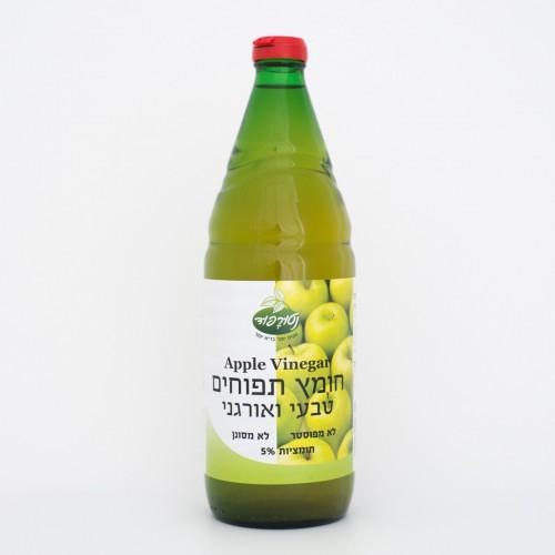 חומץ תפוחים אורגני - נטורפוד
