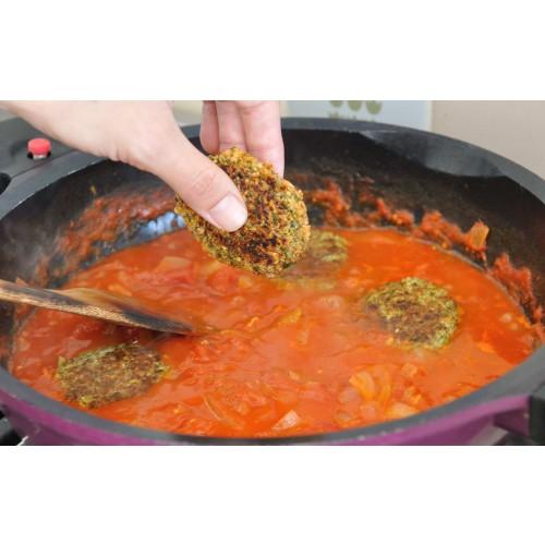 סדנת בישול בריא מן הצומח