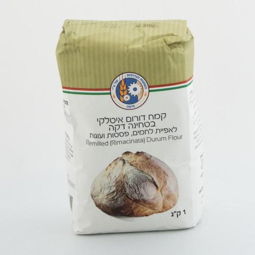 קמח דורום איטלקי בטחינה דקה - הטחנות הגדולות