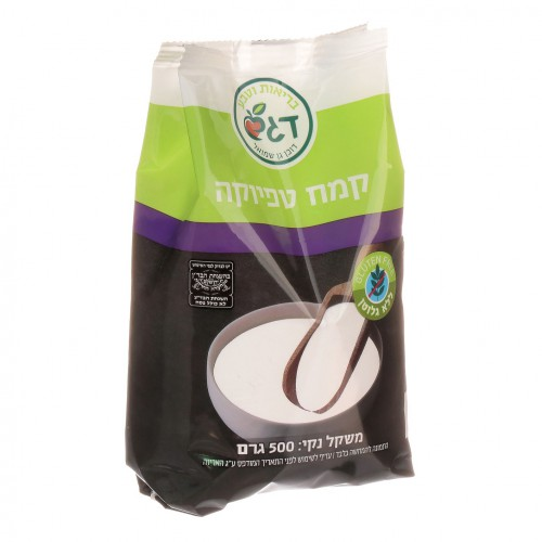 קמח טפיוקה - דוכן גן שמואל