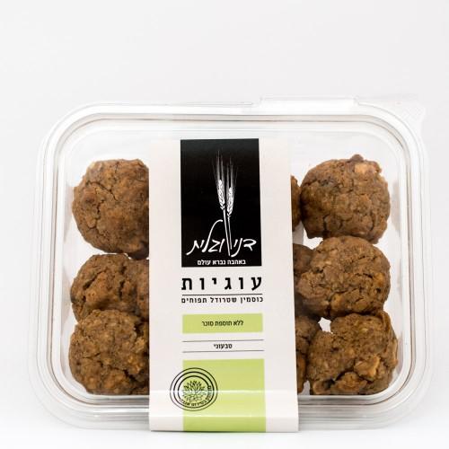 עוגיות כוסמין שטרודל תפוחים - דני וגלית