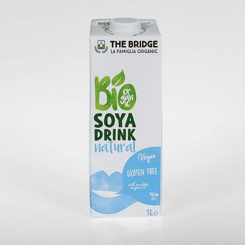 משקה סויה אורגני - The Bridge