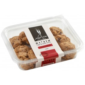 עוגיות גרנולה חמוציות וקשיו - דני וגלית