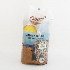 אורז פרא מעורב - תבואות