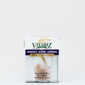 משקה אורז עם שקדים אורגני (בגודל אישי) - ויטאריז
