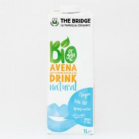 משקה שיבולת שועל אורגני - The Bridge