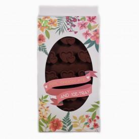 תבנית שוקולד סיליקון