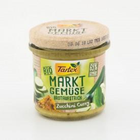 ממרח ירקות השוק אורגני - קישואים וקארי (Tartex)