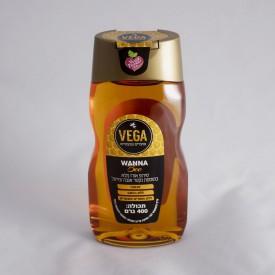 תחליף דבש טבעוני WannaBee - וגה
