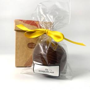 שוקולד בום- פצצת שוקולד טבעונית