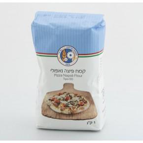 קמח פיצה נאפולי - הטחנות הגדולות