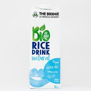 משקה אורז אורגני - The Bridge