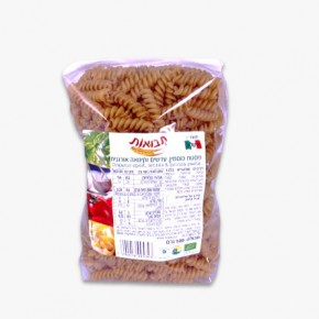 פסטה כוסמין עדשים וקינואה אורגנית