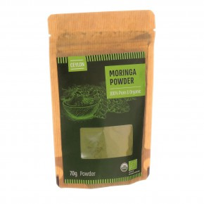 מורינגה אורגנית אבקה
