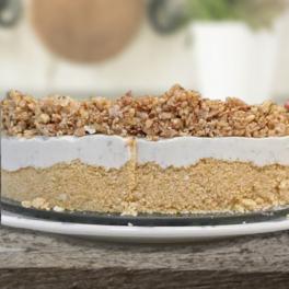 מתכון עוגת קראנץ' פקאן